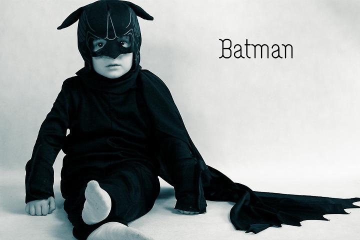 Batman a szuperhős