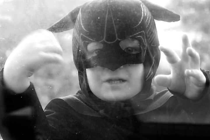 Badman a szuperhős